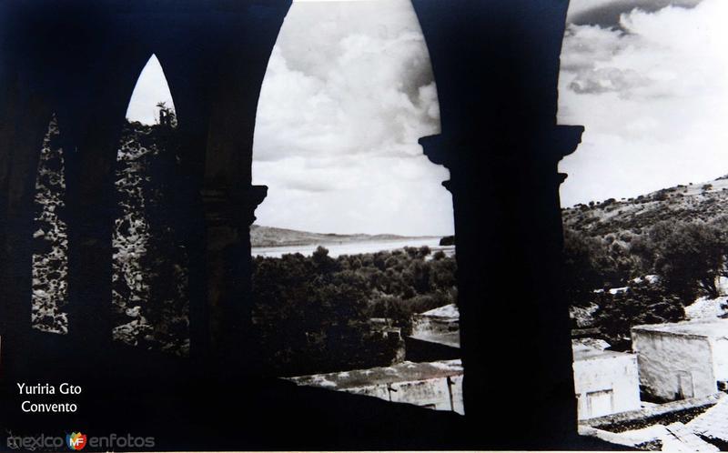 Convento Agustino Hacia 1945
