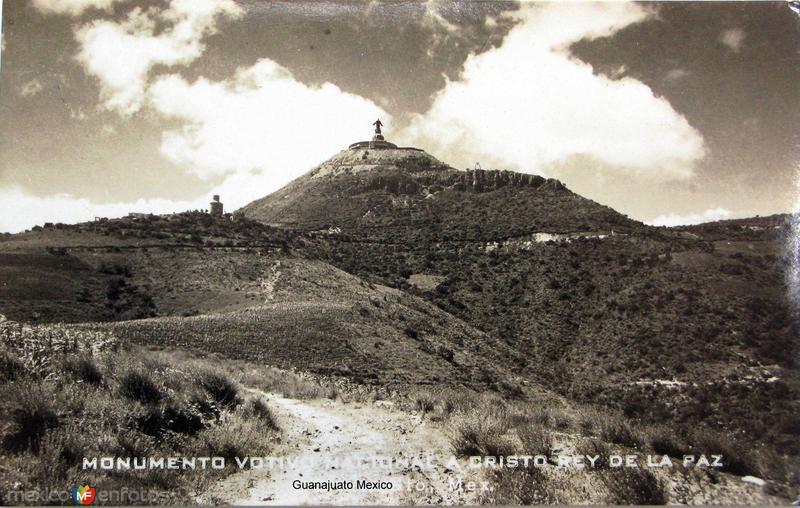 PANORAMICA DEL CUBILETE Hacia 1945