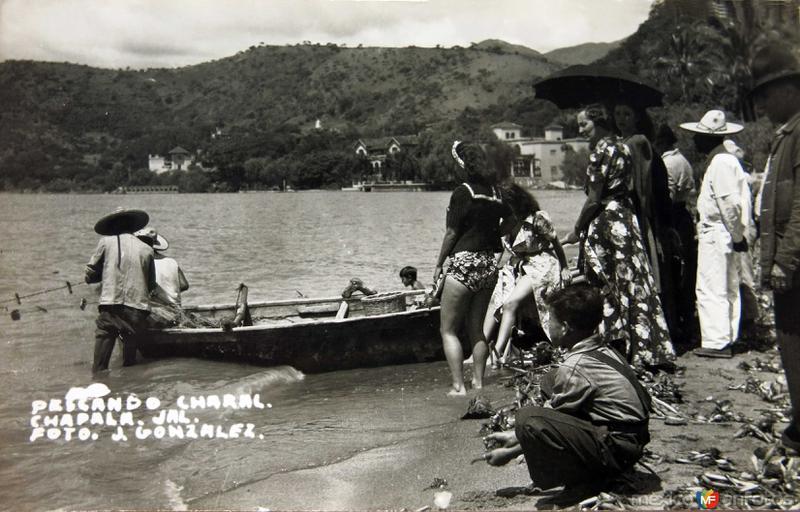 EMBARCANDO Hacia 1940