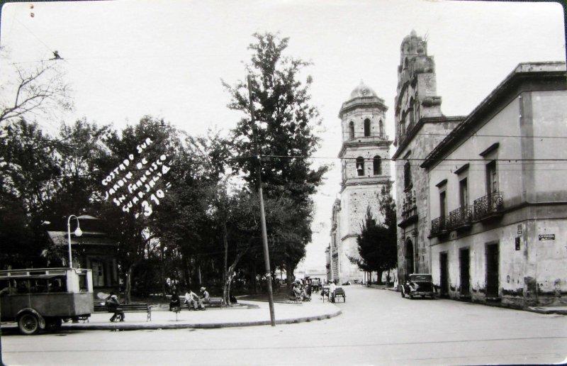 IGLESIA DE SAN FRANSISCO Hacia 1940