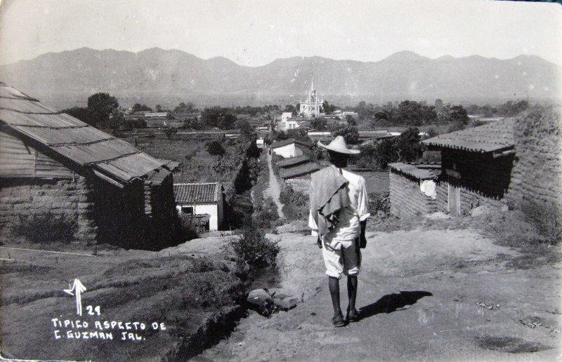 VISTA TIPICA Hacia 1940