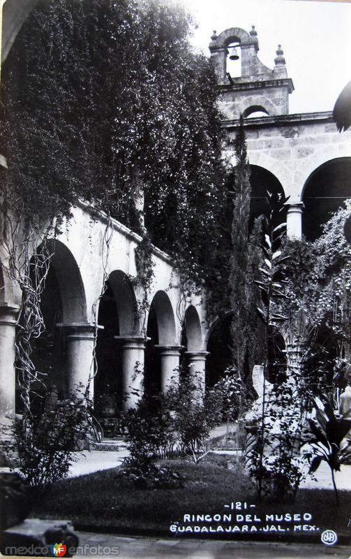 RINCON DEL MUSEO Hacia 1945