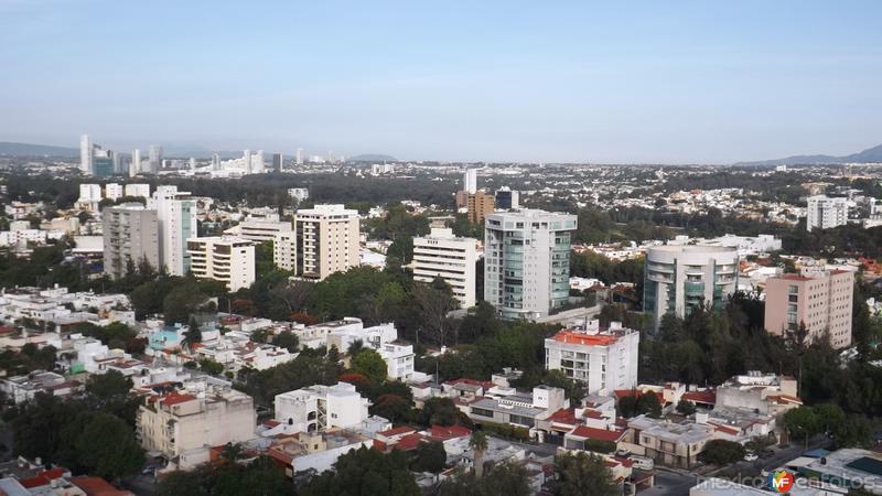 Vista panorámica de Zapopan. Octubre/2014