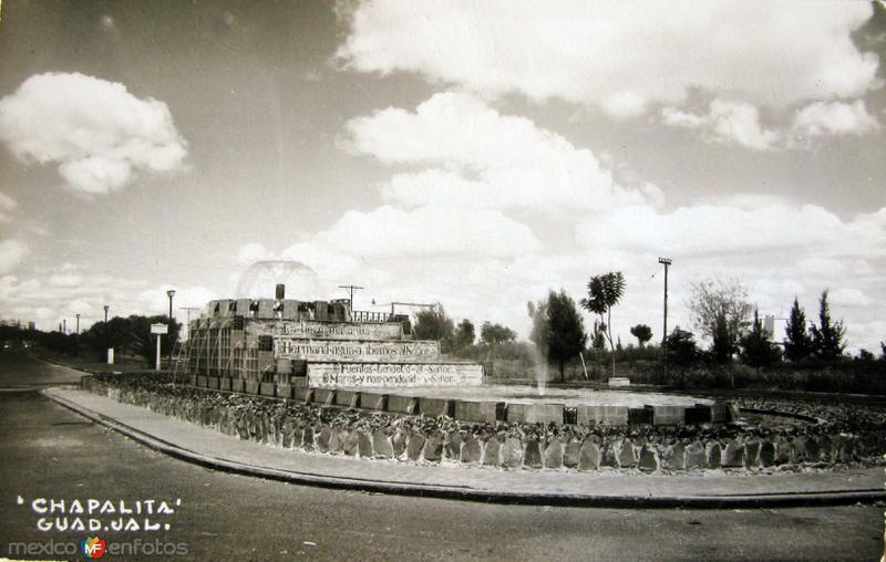 CHAPALITA Hacia 1945