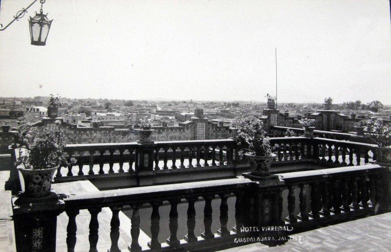 HOTEL VIRREINAL Hacia 1945