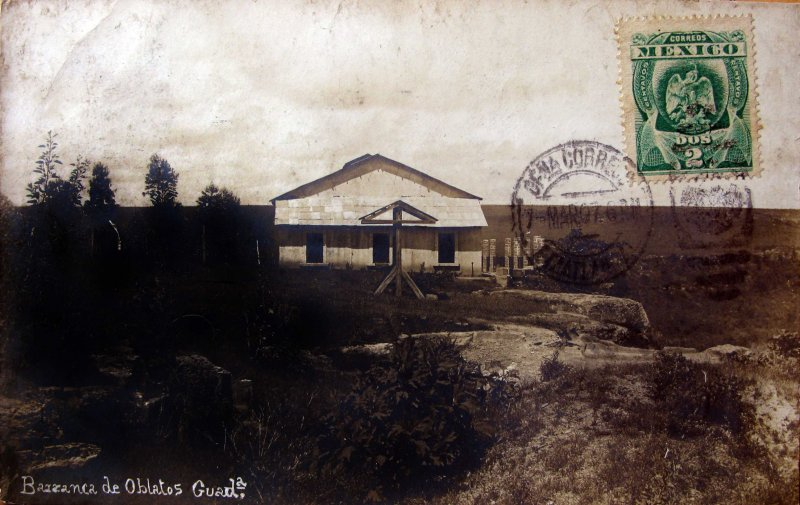 BARRANCA DE OBLATOS Hacia 1907