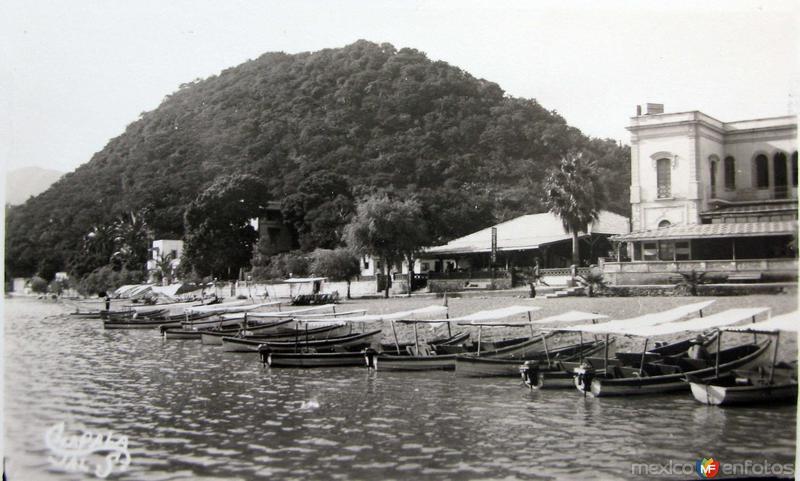 PANORAMA Hacia 1920