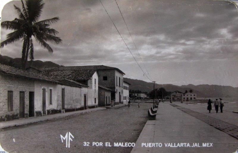 EL MALECO Hacia 1945