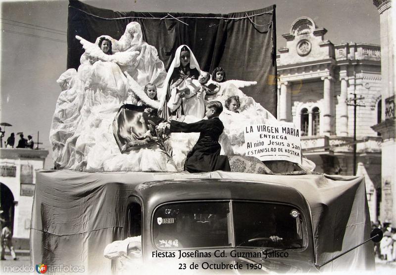 ALEGORIAS RELIGIOSAS Hacia 1950