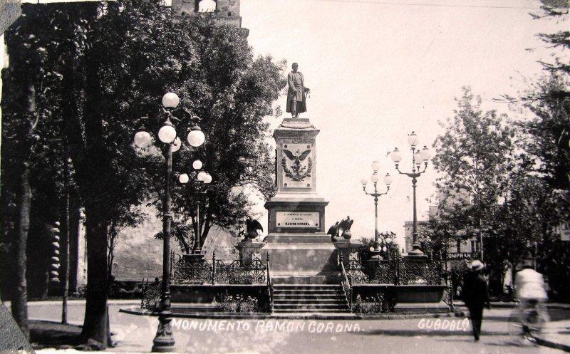 MTO. A RAMON CORONA Hacia 1920