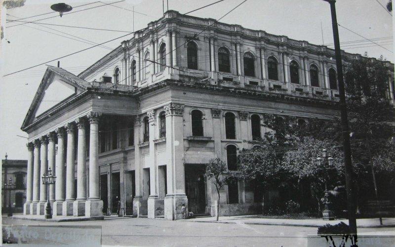 TEATRO DEGOLLADO Hacia 1920