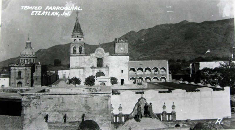 PARROQUIA PRINCIPAL Hacia 1939
