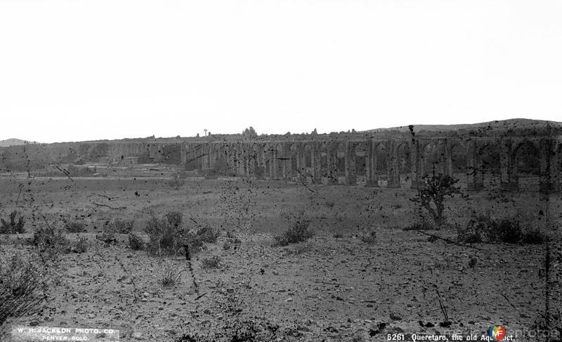 Acueducto de Querétaro (1891)