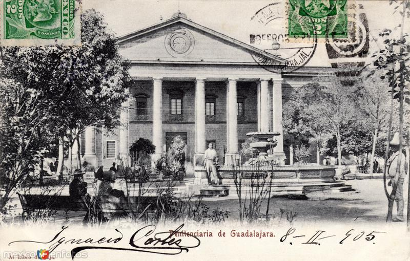 Penitenciaría de Guadalajara