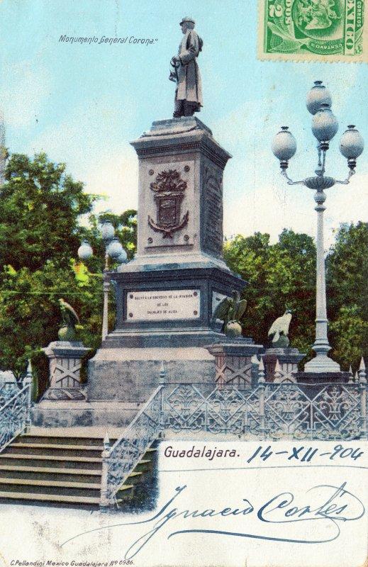 Monumento al General Corona