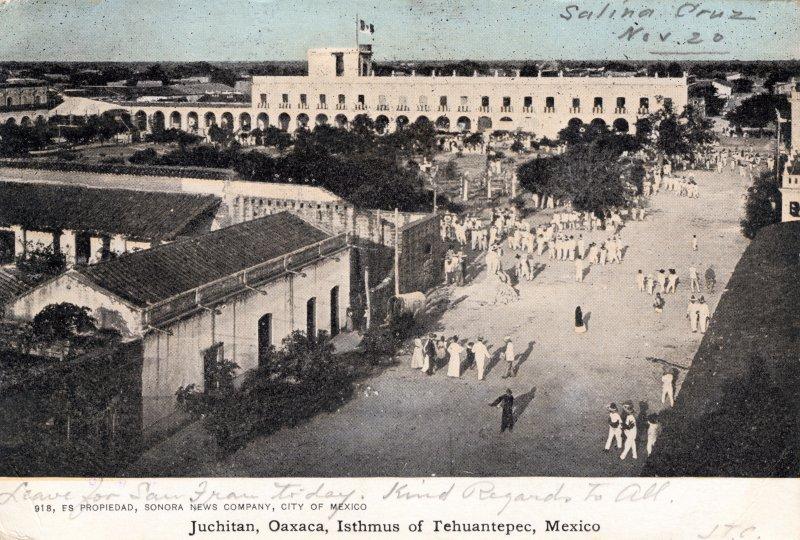Pueblo de Juchitán