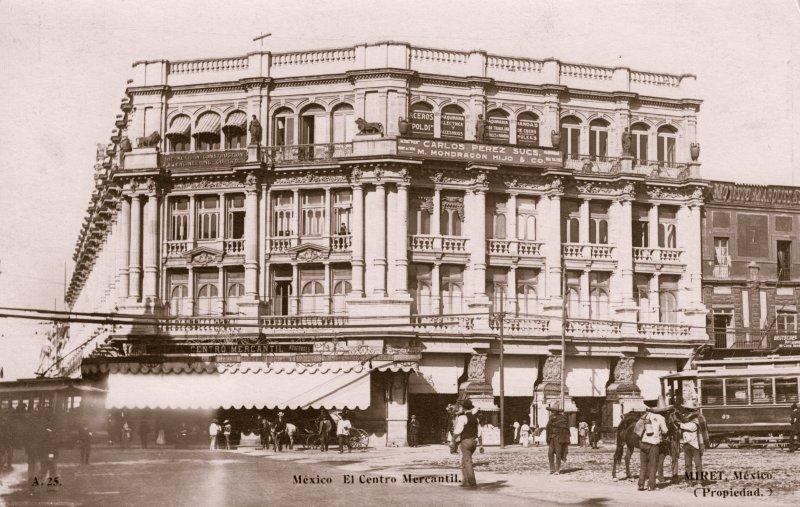 El Centro Mercantil