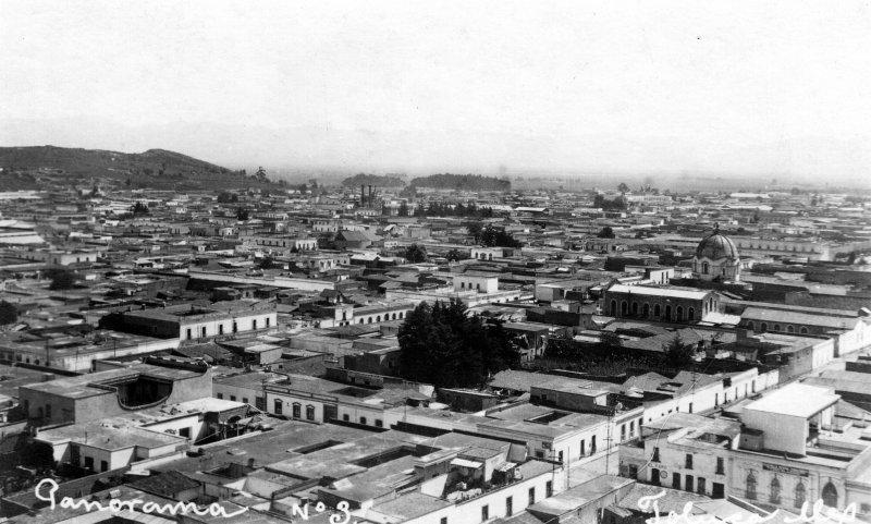 Vista panorámica de Toluca