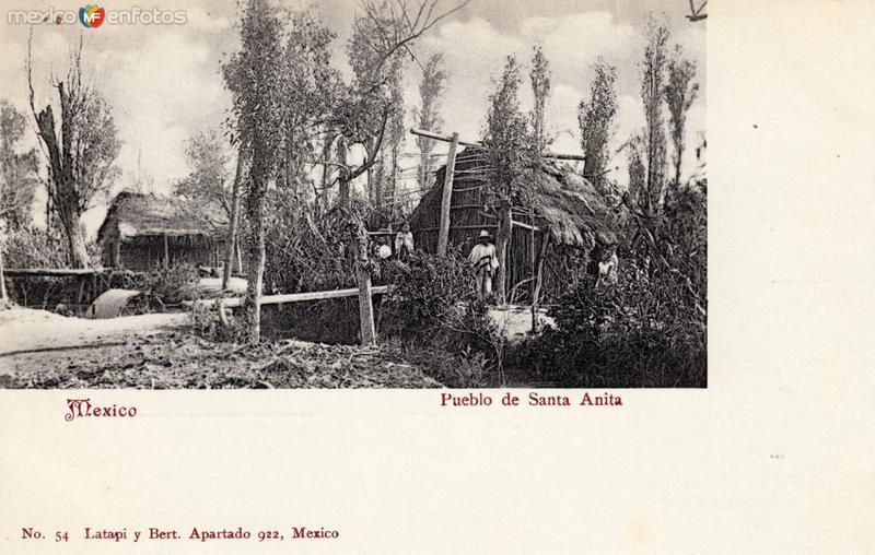 Pueblo de Santa Anita