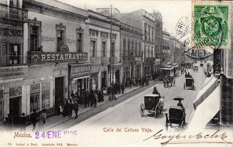 Calle del Coliseo Viejo