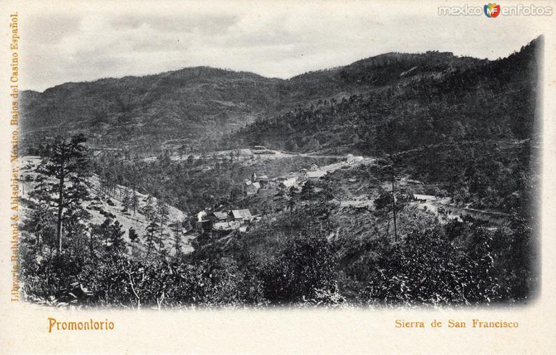 Sierra de San Francisco
