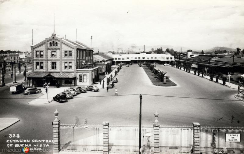 Estación Buenavista