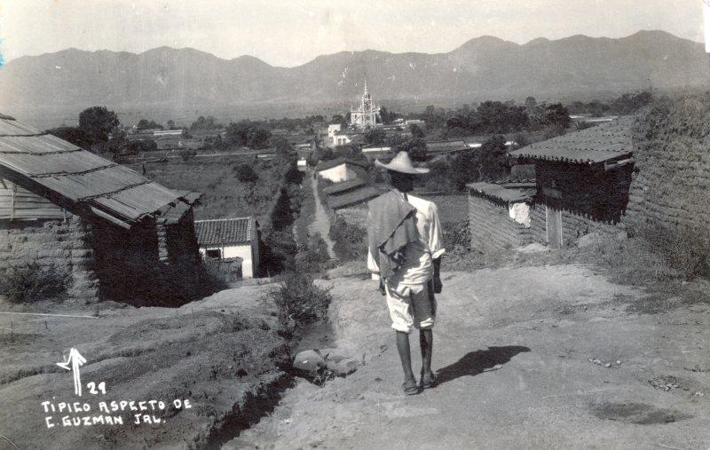 Vista de Ciudad Guzmán