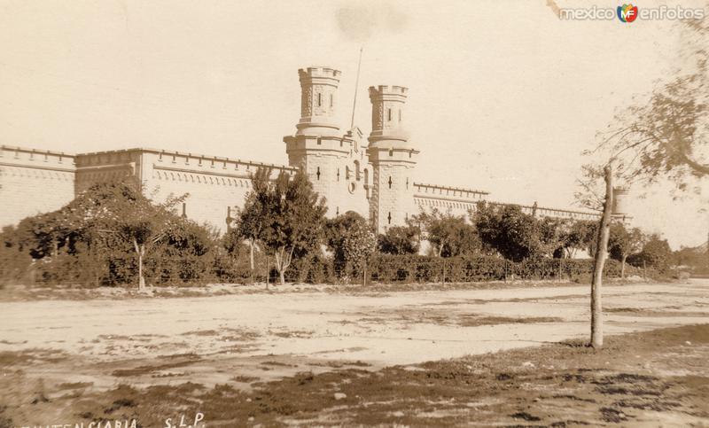 Penitenciaría de San Luis Potosí