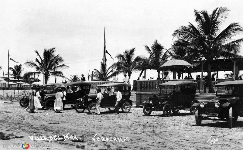 Fotos de Veracruz, Veracruz, México: Autos en Villa del Mar