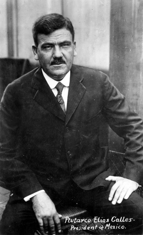 Presidente Plutarco Elías Calles