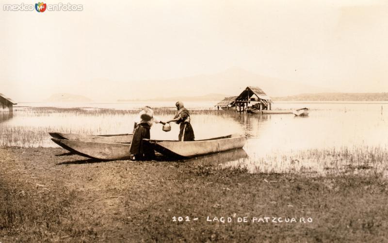 Fotos de , , M�xico: Lago de P�tzcuaro