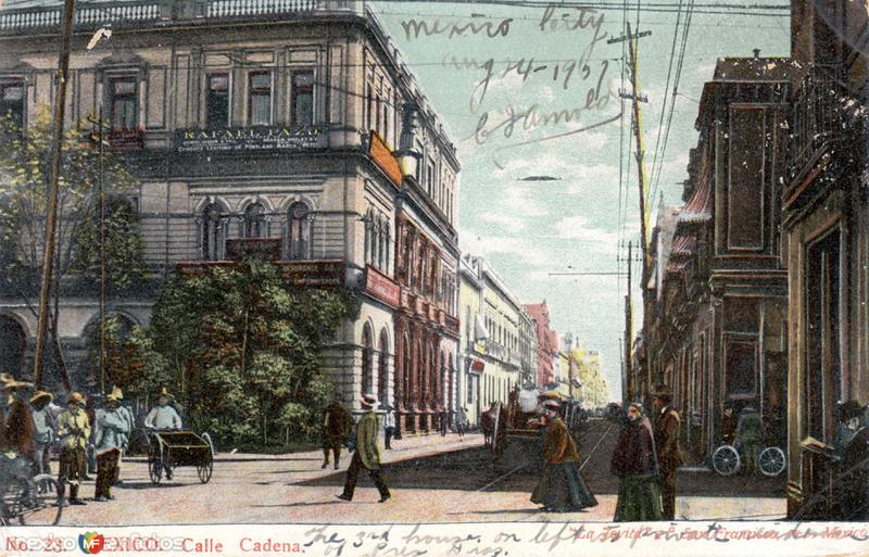 Calle de la Cadena