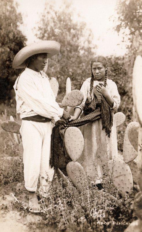 Novios mexicanos