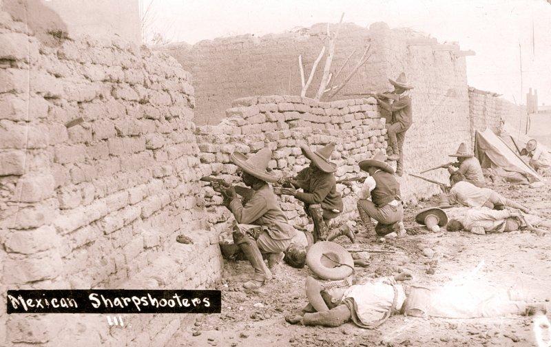 Francotiradores en la Revolución