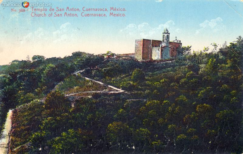 Templo de San Antón