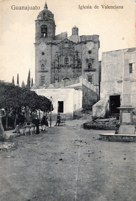Iglesia de la Valenciana