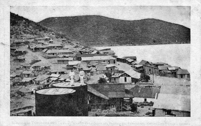Fotos de Topolobampo, Sinaloa, M�xico: Vista panor�mica de Topolobampo