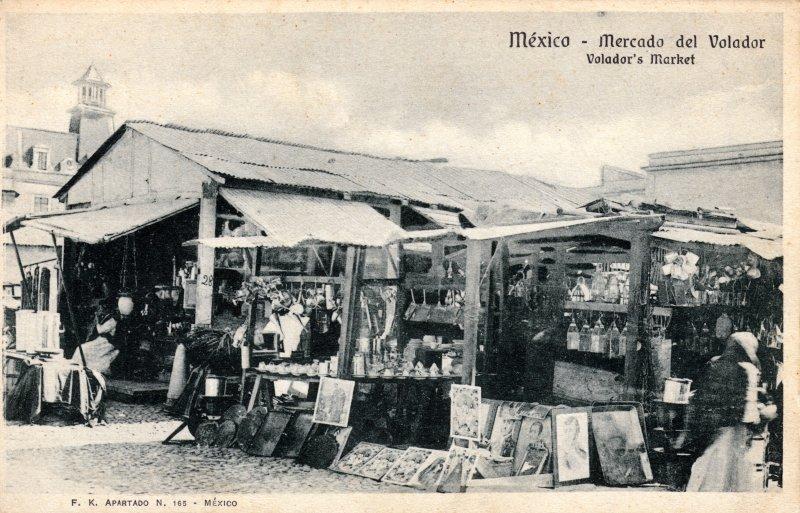 Mercado del Volador