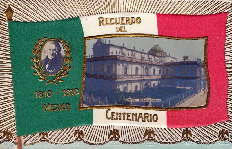 Recuerdo del Centenario: Biblioteca Nacional