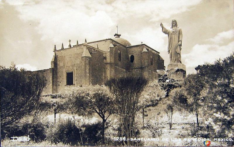 Fotos de Naucalpan de Juárez, México, México: EL ACUEDUCTO  Hacia 1945