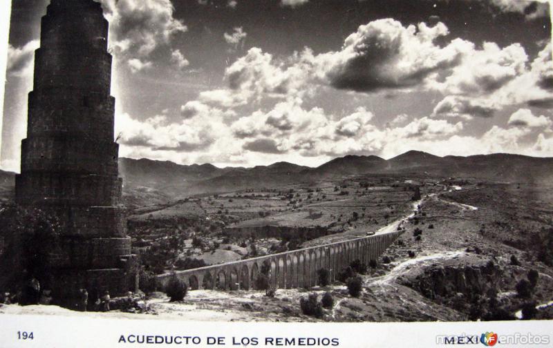 EL ACUEDUCTO HACIA 1945