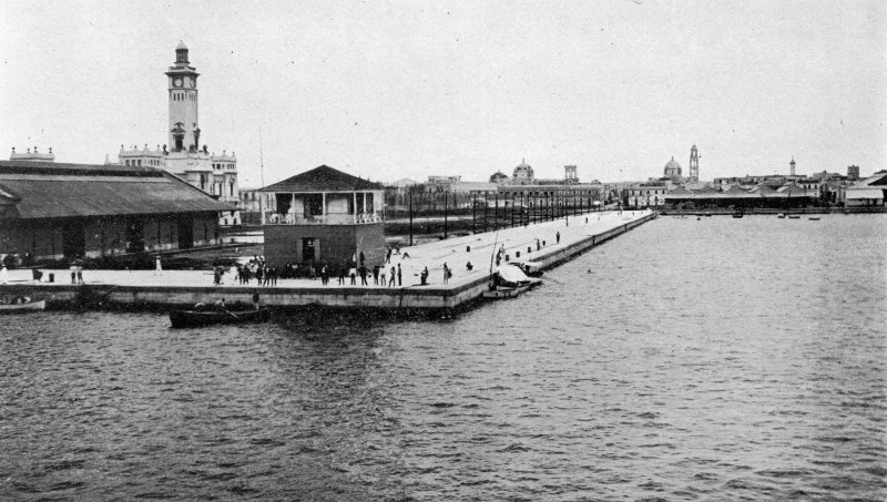 Fotos de Veracruz, Veracruz, México: Muelle de Veracruz