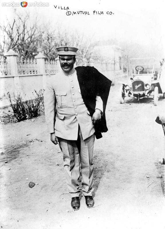 Gral. Francisco Villa (Bain News Service, 1914)