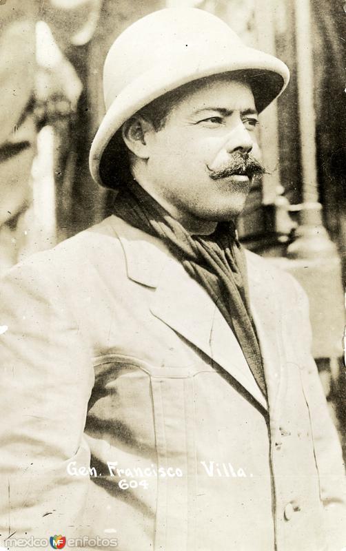 Pancho Villa (Bain News Service, c. 1915)