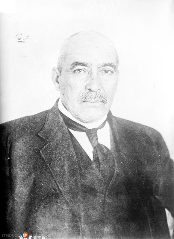 Victoriano Huerta (Bain News Service, c. 1913)