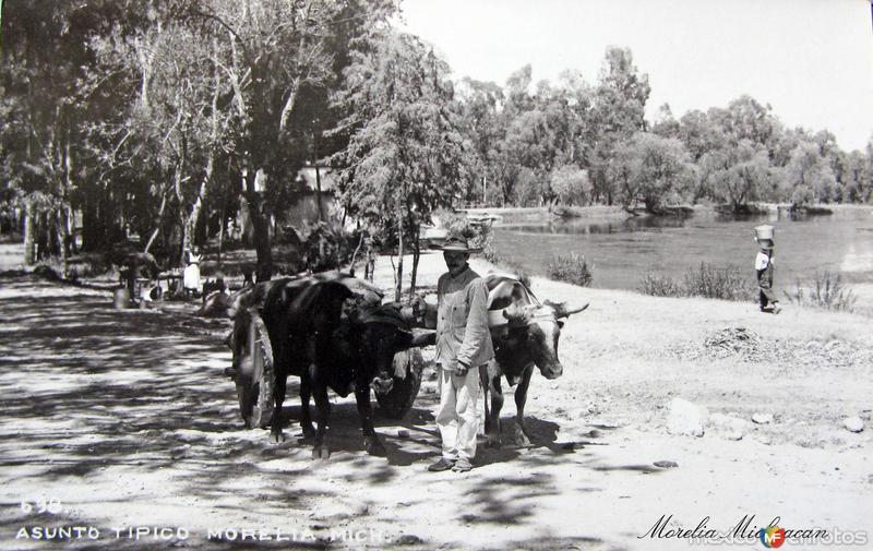ASUNTO TIPICO Hacia 1945