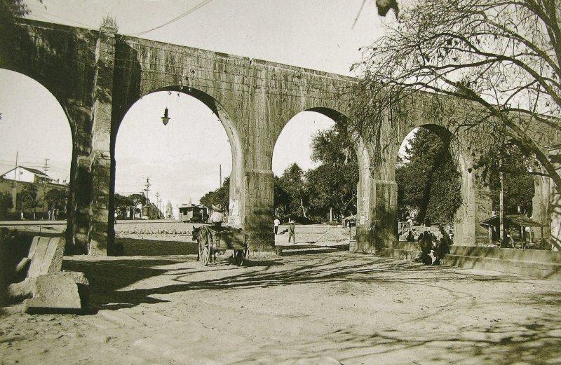 ACUEDUCTO Hacia 1925