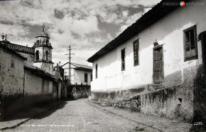CALLE DE LERIH Hacia 1940