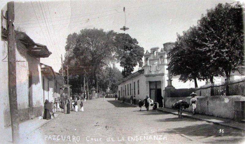CALLE DE LA ESPERANZA Hacia 1940