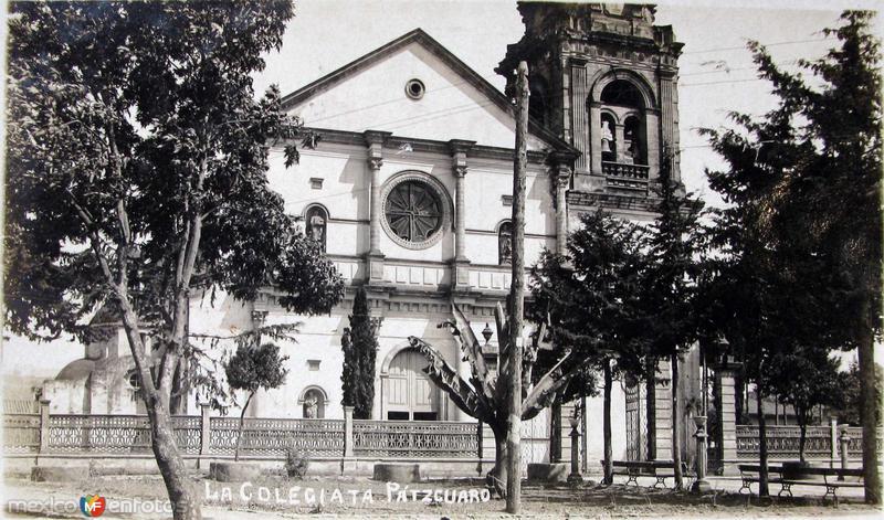 LA COLEGIATA Hacia 1930
